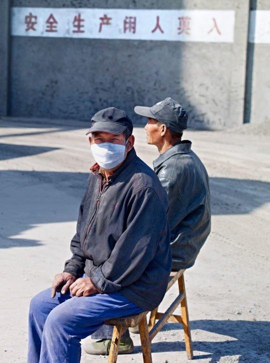 Porträt Industriearbeiter Reisefotografie Porträtfotografie Industriefotografie China #porträtfotografie #industriefotografie #reisefotografie Industrie