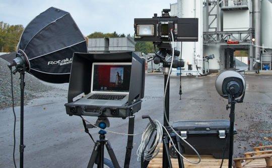 Industriefotografie Setup bts behindthescenes #industriefotografie