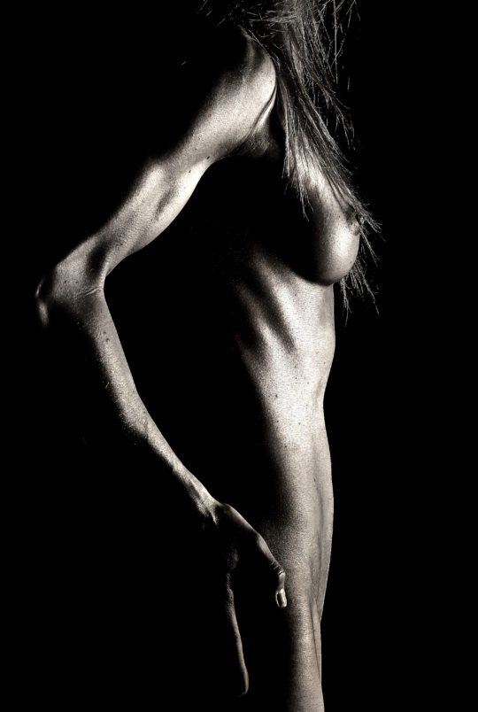Aktfotografie, Nude Art, black and white
