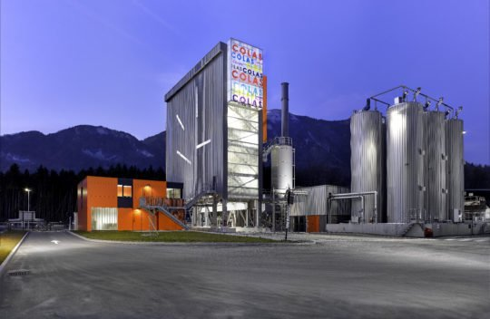 COLAS: Industrial Twilight