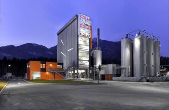 COLAS: Industrial Twilight