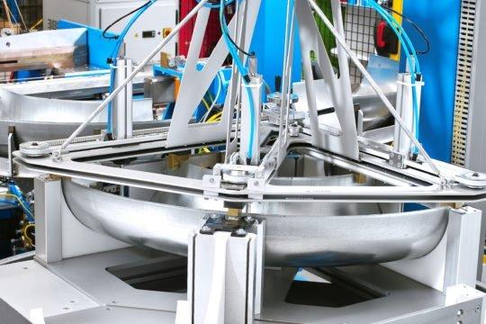 Werkzeugmaschine VARB SOUTEC Schweiz Industriefotografie