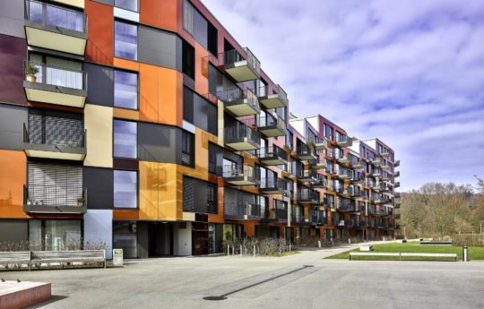 Architekturfotografie, Schweiz, 4B