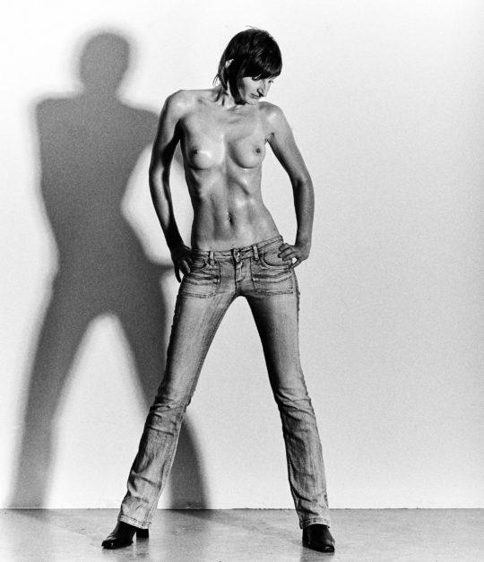 Fashion, Fashionfotografie, Jeans, Fashionmodel, Glasgow