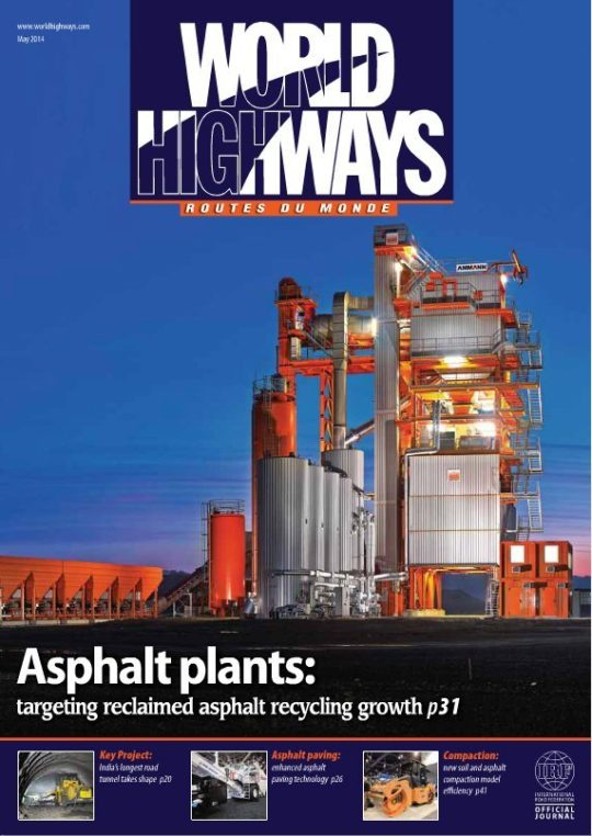 Fachmagazin, Cover, World Highways