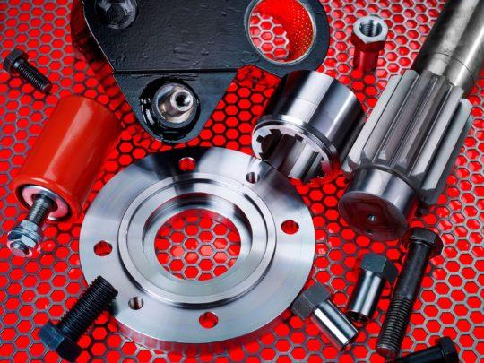 Industriefotografie, Produktfotografie, Maschinen, Ersatzteile