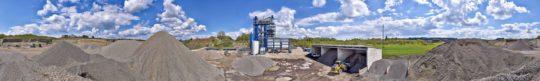 Panoramafotografie, Industriefotografie, Benninghoven, Wirtgen