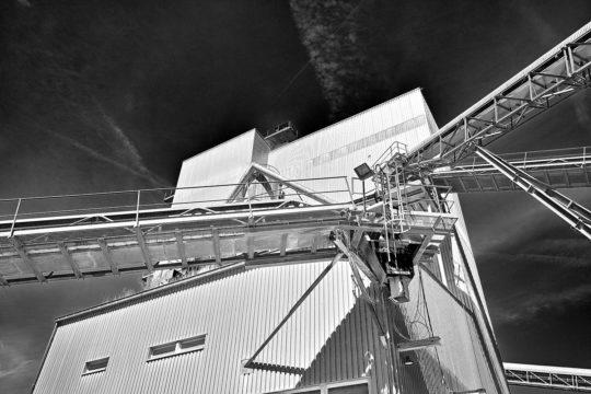 Industriefotografie, asphaltsuisse